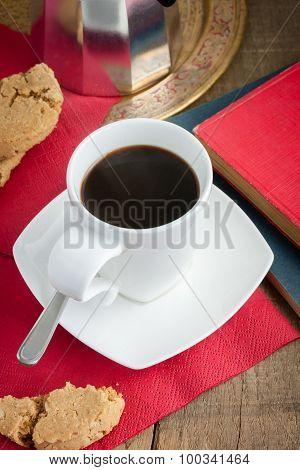Classic Italian Moka Coffee
