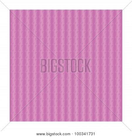 Violet Curtain