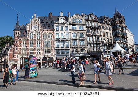 City Of Brussels, Belgium
