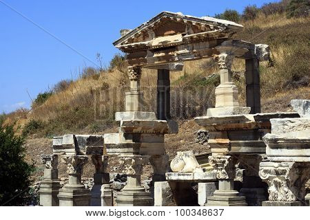 Part Of Ephesus