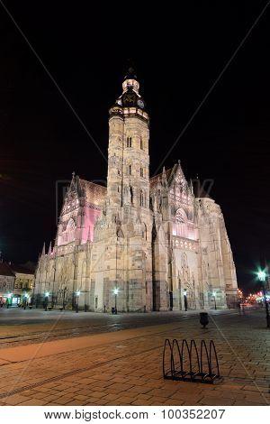 The St. Elisabeth Cathedral