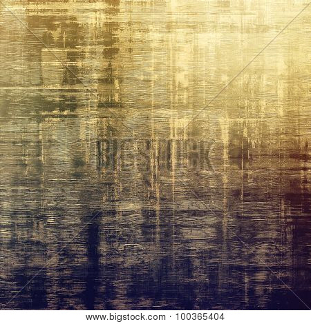 Vintage texture with space for text or image. With different color patterns: yellow (beige); brown; gray; purple (violet)