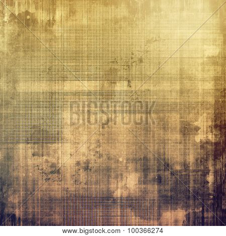 Abstract grunge background. With different color patterns: yellow (beige); brown; gray; purple (violet)