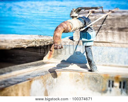 Water Sea Faucet