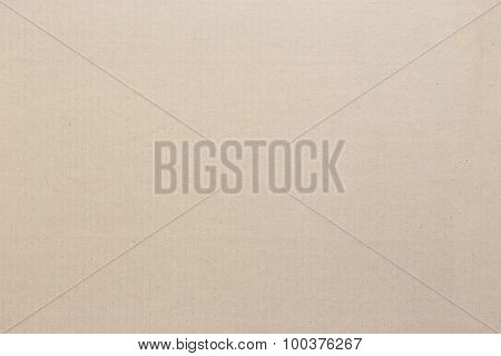 Brown Cardboard Background And Texture