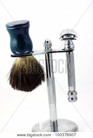 Old Fashioned Shave