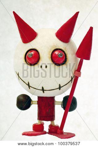 little toy devil