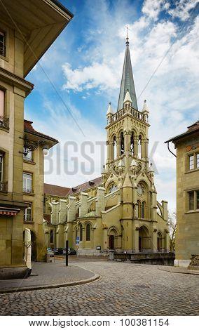 St. Peter and Paul church in Bern, Switzerland