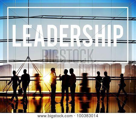 Leadership Leader Management Coaching Concept