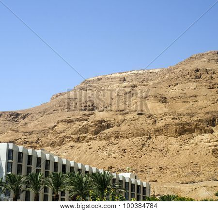 Pilgrim Sights In Israel - Judean Desert Mountains