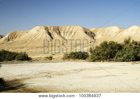 Israel Judean Desert Mountains