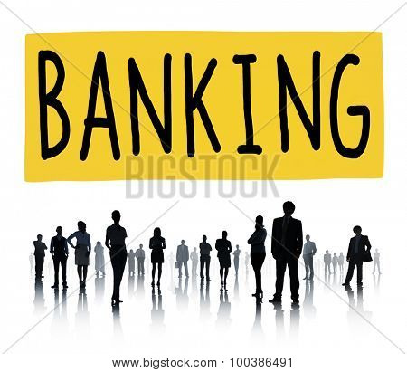 Banking Savings Economy Banking Finance Concept