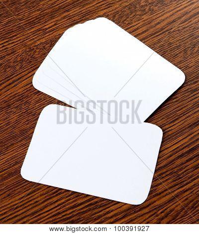 Pocket Size Calendar Card
