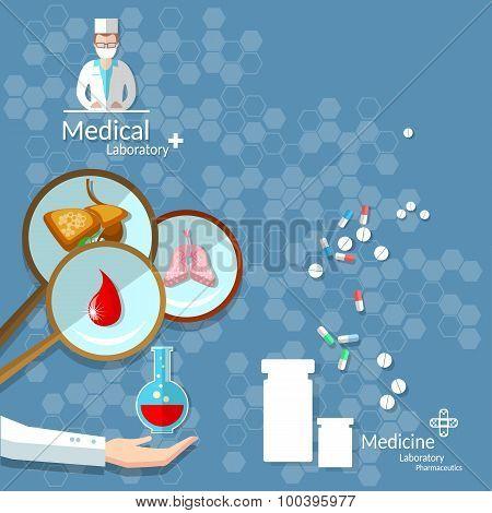 Medicine Healthcare Concept Background