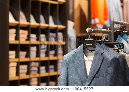 Male Fashion Store Interior