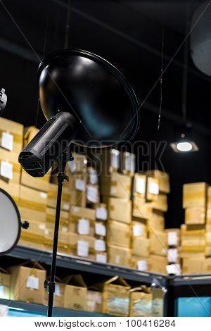Studio Strobe Light / Studio Strobe / Studio Strobe In Photography Studio