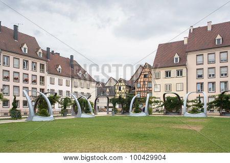 Park In Colmar