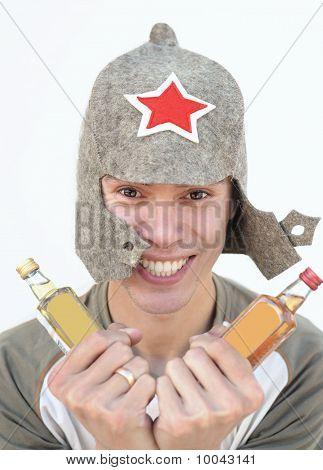 Russian Drunkard