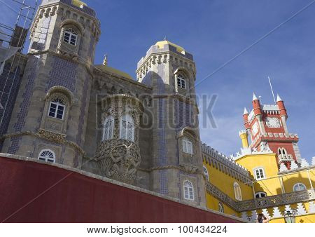 Sintra National Palace In Sintra