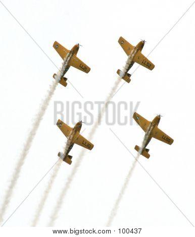 Navy Aerobatics