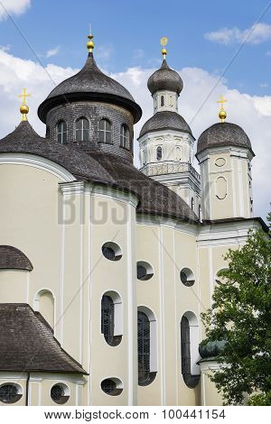 Pilgrimage Church Maria Birnbaum