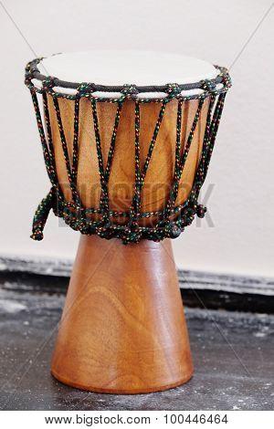 The image of ethnic  drum