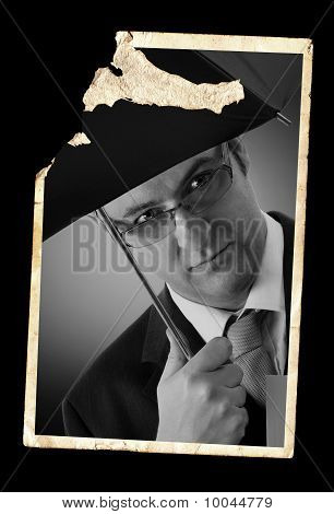 Businessman Classic Portrait