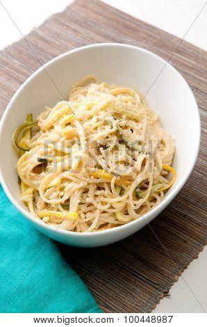 Vegetarian Zucchini Pasta