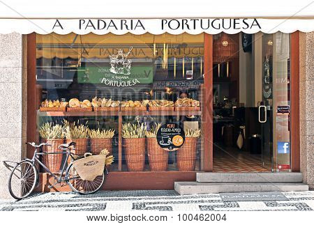 Bakery In Lisbon