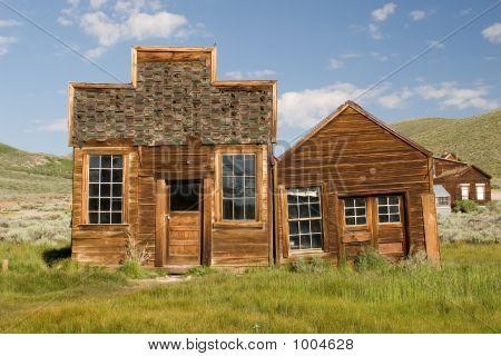 Edificios de Bodie