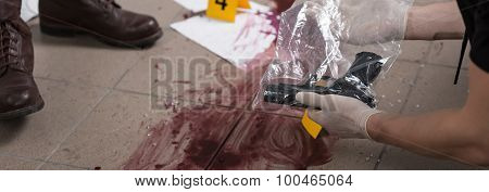 Preservation Of Crime Scene