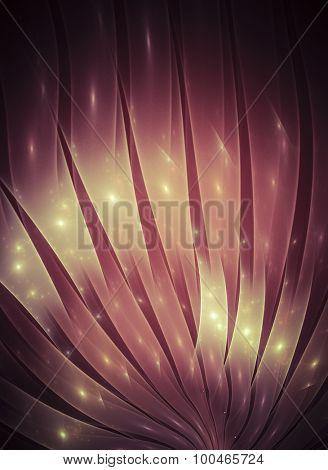Imagination concept, Abstract background. Elegant design.