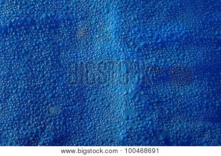 Wet Blue Tarpaulin