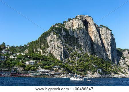 Marina Piccola - Capri - Italy