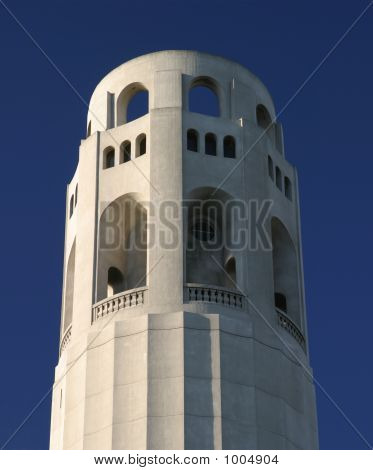 Coit Tower Detail