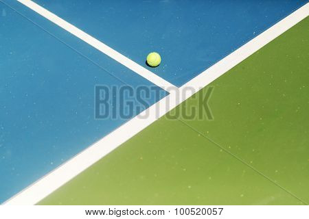 Tennis Court Ball In / Out , Ace / Winner