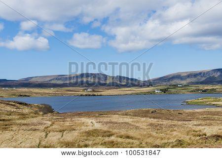 Loch Mealt Elishader Isle Of Skye