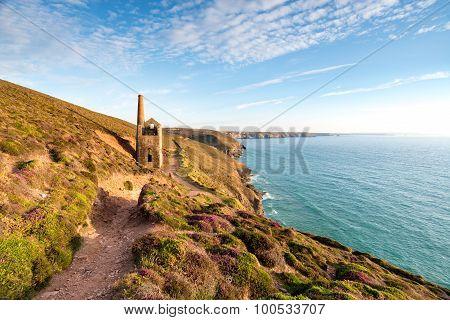 Summer On The Cornish Coastline