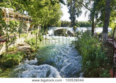 Tarsus Waterfall, Turkey