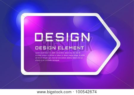 Information infographics design. Infographics statistic vector. Infographic for presentation. Infographic banner or infographic elements. Infographic arrows information set. Numbers and letters