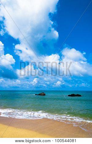 Vacation Wallpaper Sunshine Surf