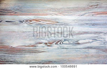 Vivid natural wood plank high contrast