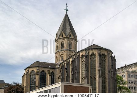 St. Andrew's Church, Cologne, Germany