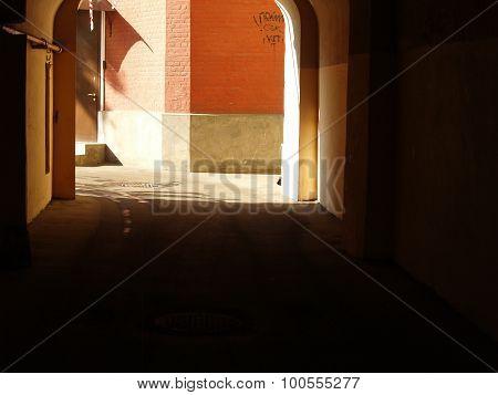 Doorway Arc