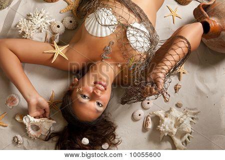Pisces Woman