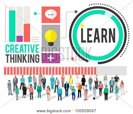 Learn Education Knowledge Ideas Creative Concept