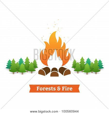 Forests and fire