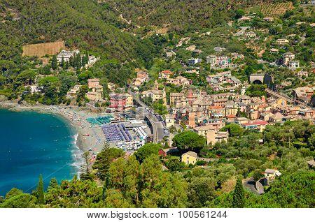 Bonassola, Liguria (italy)