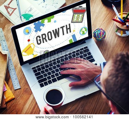 Growth Grow Success Development Improvement Concept
