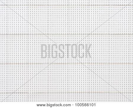 Abstract White wall background and texture